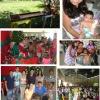 Confraternização e entrega de material escolar 2012