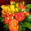 Nossas rosas em belíssimos arranjos
